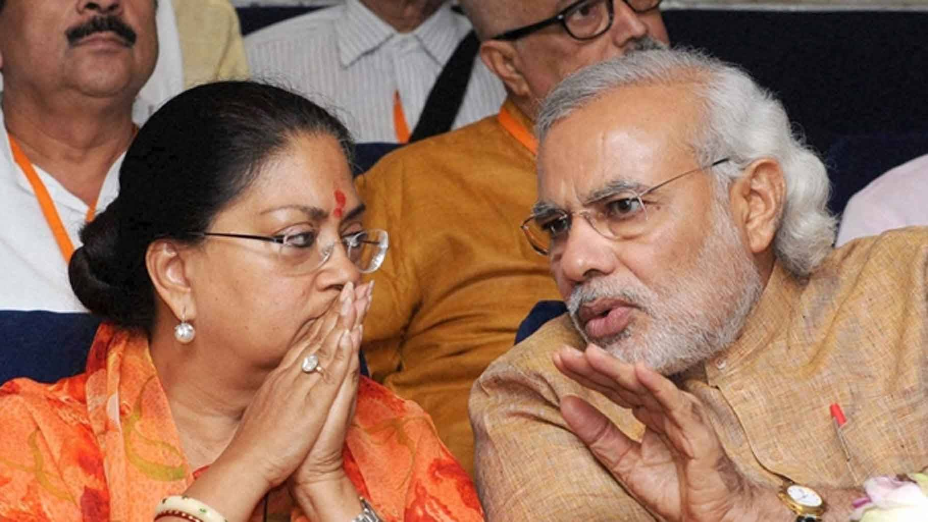With Vasundhra Raje in a corner, RSS has a new plan for