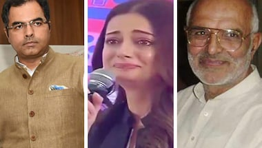 DailyOh! Why Parvesh Verma's father refused to leave a plane, what left Dia Mirza in tears