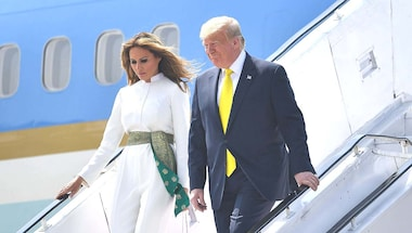 DailyOh! Raymond connection to Air Force One colours to why Namaste and Namaskar Trump are not same