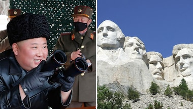 DailyOh! Why Americans are flocking to Mt Rushmore, to when Kim Jong-un went missing for 40 days