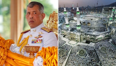 DailyOh! Saudi Arabia asks people to put hajj plans on hold, but where is Thai King with his 20 concubines?