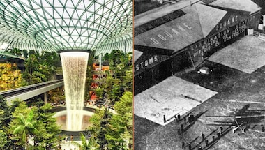 DailyOh! Singapore's Changi is the world's best airport, but which was the first?