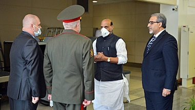 DailyOh! Why Rajnath Singh is in Russia with Chinese counterpart Wei Fenghe