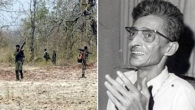 DailyOh! How India lost 22 jawans in Chhattisgarh, to how Charu Mazumdar was nabbed in 1972