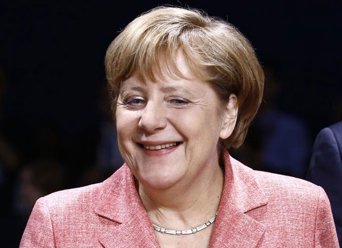 May Merkel and Clinton prove silver haired women are here