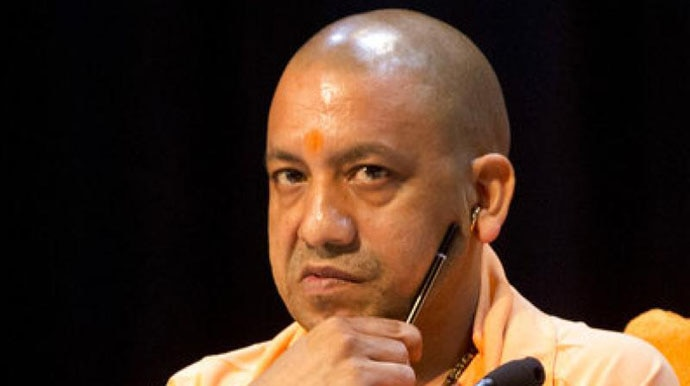 no sooner had the meeting between Mulayam and Yogi become common knowledge than a manhunt was launched to identify the mole in the chief minister's office. Photo: PTI