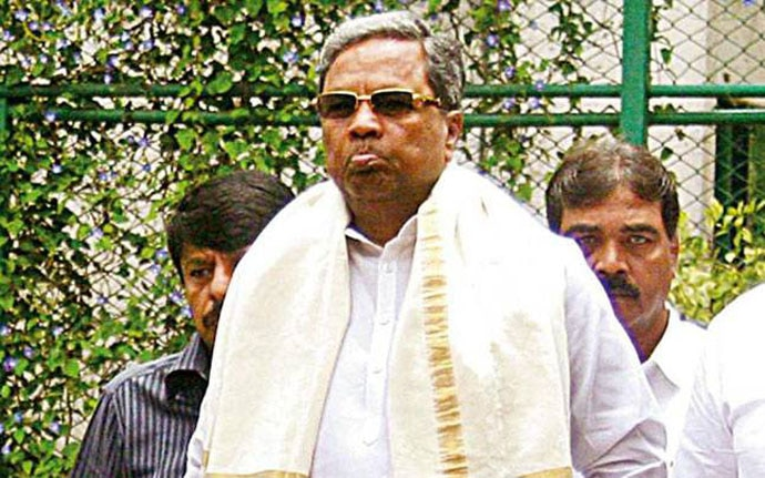 The biggest loser in this election has been Siddaramaiah. Photo: PTI