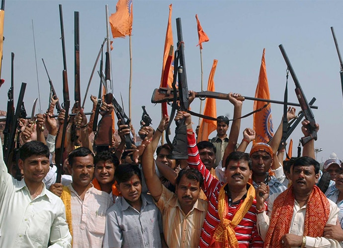 CIA calls Bajrang Dal and VHP 'militant religious organisations ...