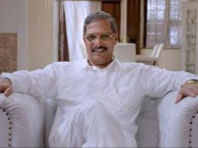 Patekar's Abhyankar is the quintessential right-wing Hindutva supremacist, who sees himself above everyone else.