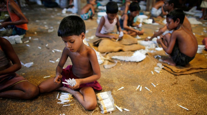 A robust rehabilitation mechanism is the only the way to ensure that children don't drift back to the dark dungeons of exploitation. (Photo: Reuters/File)