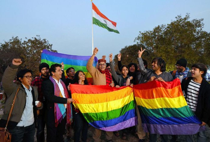 In India, thankfully, despite the fact that we are not an industrialised state, society has never seen violent homophobia.