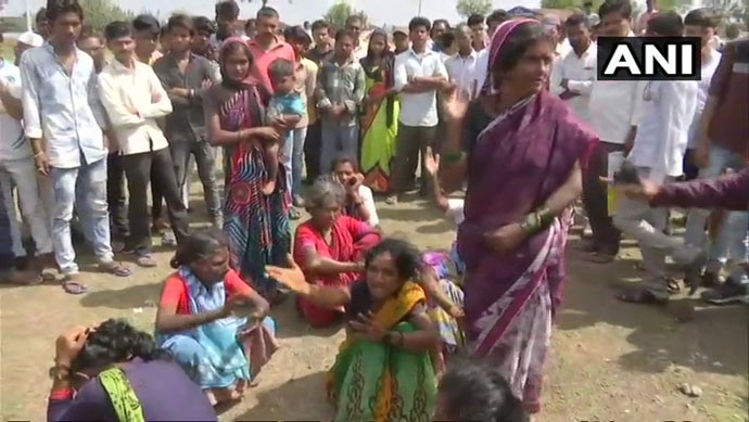Family members of the Dhule lynching victims have demanded justice. (Photo: ANI)