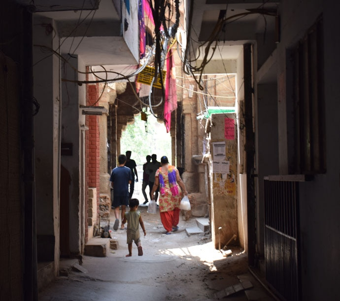 Centuries have passed, but the spirit of the nature of public use in this lane lives on.
