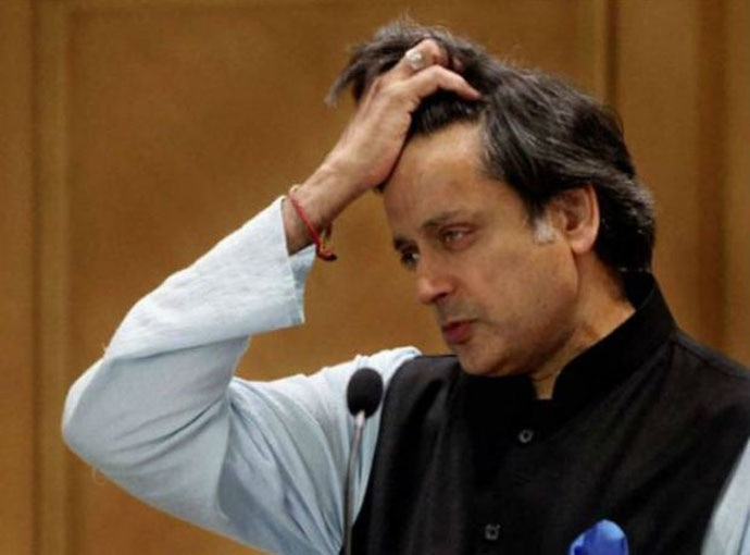 Not just his headache: What Tharoor said is a genuine fear shared by a lot of liberal and decent people in the country.