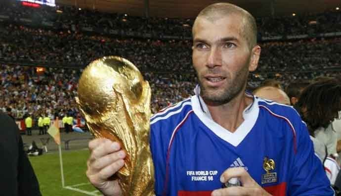 FIFA World Cup 2018  Why France is rooting for its multiracial ... 6092fa40ce9