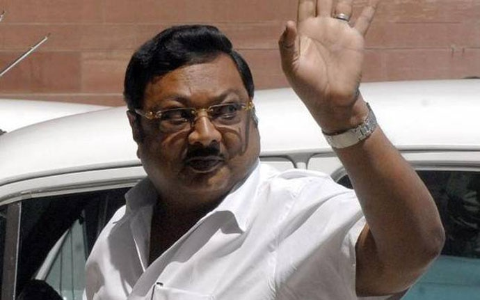Stalin is facing a challenge from his elder brother, MK Alagiri.