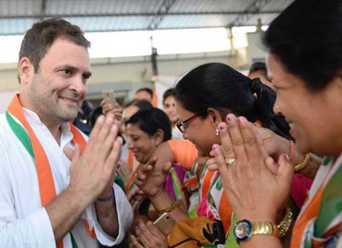 If Rahul Gandhi is serious about gender issues, he should have given more representation to women in the Congress Working Committee.
