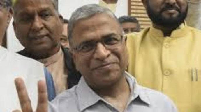 JD(U) MP Harivansh Narayan Singh is the new Rajya Sabha deputy chairman.
