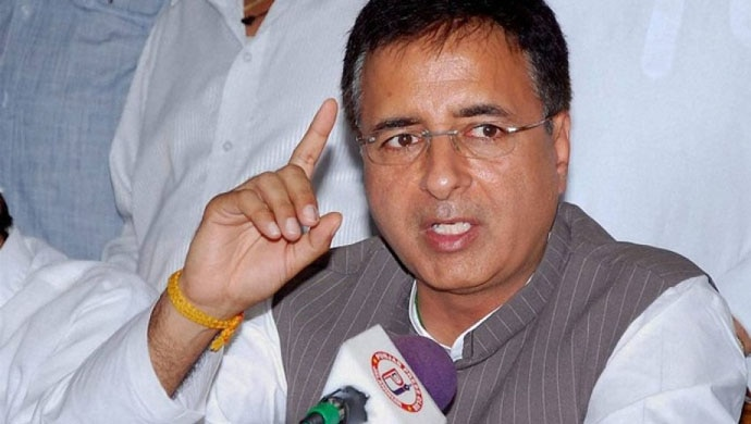 After janeu-dhari Rahul Gandhi, Surjewala has come up with Brahmin Congress.