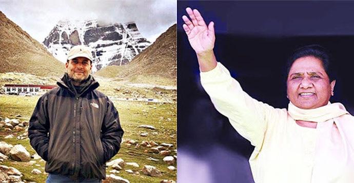 From Mansarovar to Mayawati, it's back to reality for Rahul Gandhi