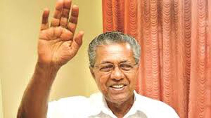 As the crisis boils over, Kerala CM Pinarayi Vijayan has flown out of the country.