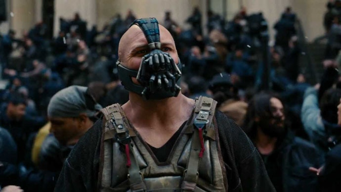 Not everyone in a mask need look like this.