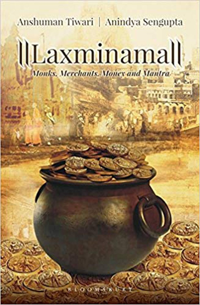 Laxminama is the history of India's epoch-making synergy between religion and trade