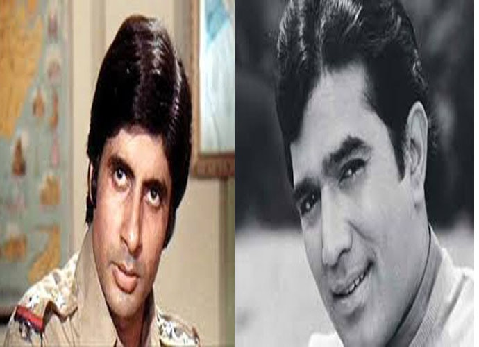 When Palekar made his debut, Bachchan's angry young man and the magical Rajesh Khanna were ruling the screens.