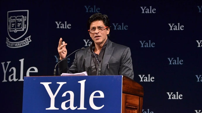 From Ted events to academic lectures, SRK talks his walk.