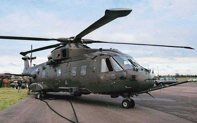 As the winds blow, how much dust will Agusta Westland raise on the political landscape?