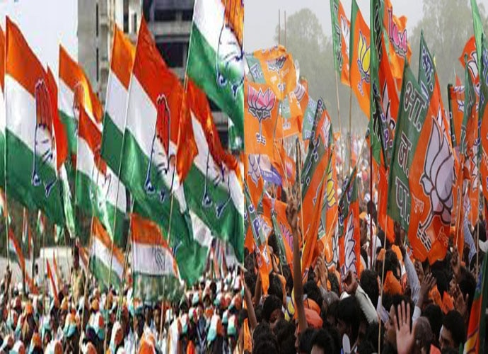 The year has been one of upheaval for both national parties.