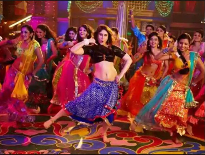 Kareena Kapoor gave us goosebumps with her sexy 'Fevikol Se' in the very year she got married.