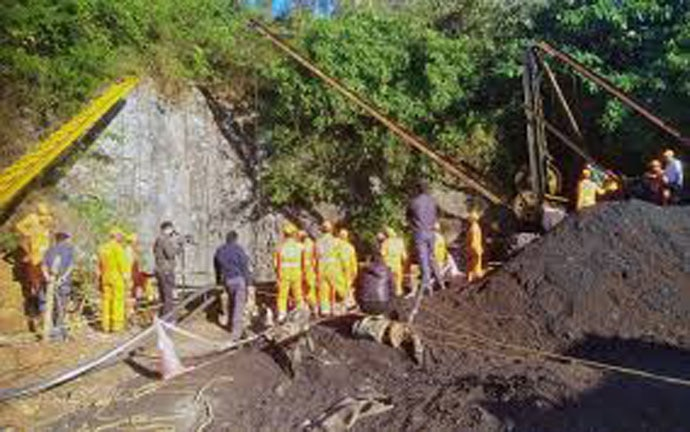 At least 15 miners have been stuck in a waterlogged mine for 15 days now.