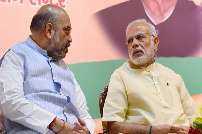 Questions can now be raised on the leadership of Modi-Amit Shah.