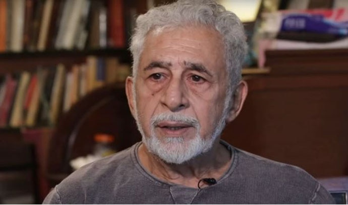 Naseeruddin Shah's comments have caused a furore.