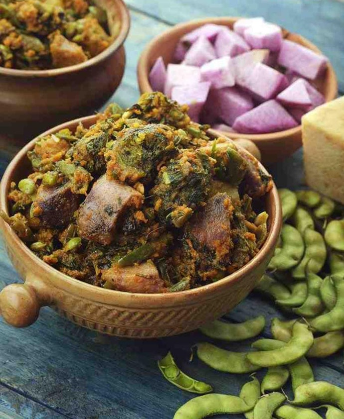 Yes, Gujaratis are mostly vegetarian  But they have the best