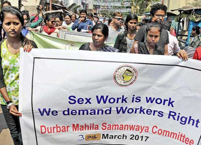 Some sex worker unions believe that the Bill forces institutionalisation upon them.