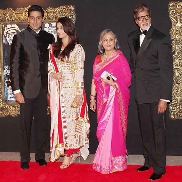 The Bachchans could add a lot of star power to the Gandhi galaxy.