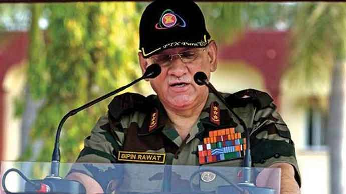 With his statement, General Rawat was expressing the discomfort shared by military top brass in a lot of countries.