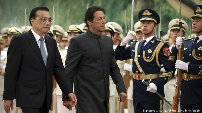 At present, only China is holding Pakistan's hand — and there are costs to that.