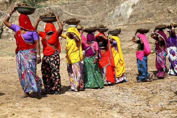 Almost all MGNREGA funds have been exhausted, and new funds not sanctioned.