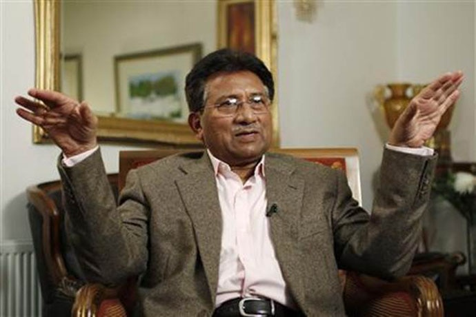 As Musharraf learnt the hard way, popularity often goes away with the position.