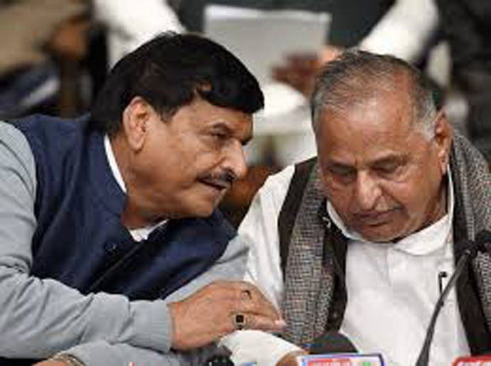Shivpal Yadav has refused to be part of the alliance.