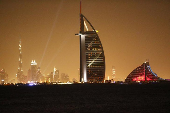 Inside Dubai's glitzy towers, what goes on?