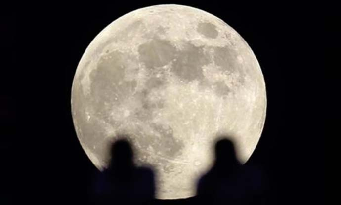 Watch the full snow supermoon live stream here