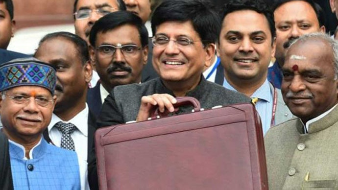 Piyush Goya's budget makes excellent beginnings — at the last moment.