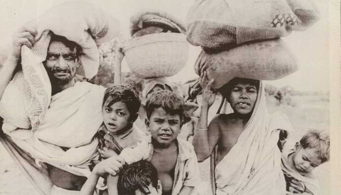 Indira drew the world's attention to the plight of civilians in East Pakistan, millions of whom were pouring into India.