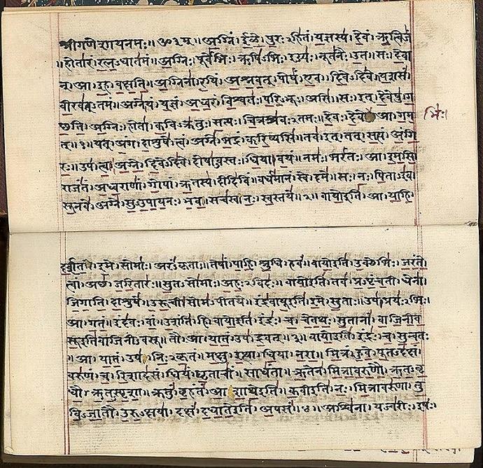 Sanskrit Of The Vedas Vs Modern Sanskrit: Why I Am A Harappan Indian, Not A Vedic Patriot: Here's