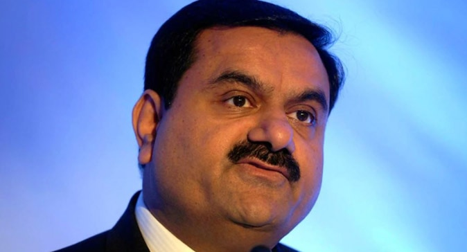 The Adani group's stocks fell sharply today. Photo: Getty Images