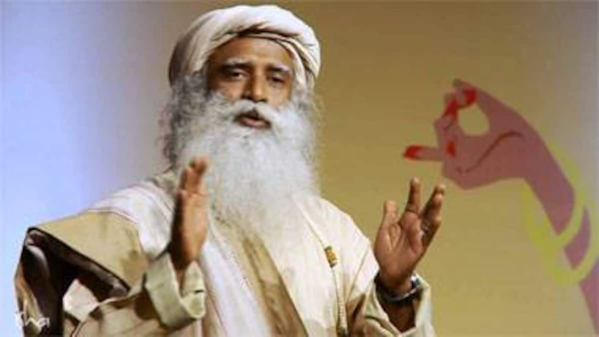 Chanting Shiva can transform your life: Sadhguru